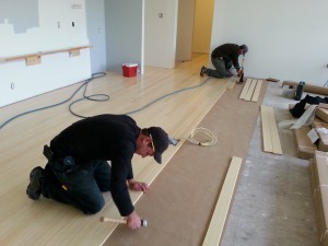 From pilot to contractor: (17) Four reasons why I used bamboo flooring