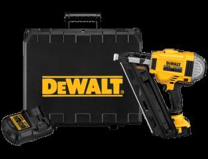 You could win this DEWALT cordless nail gun!