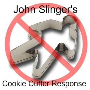 John Slinger's cookiecutters