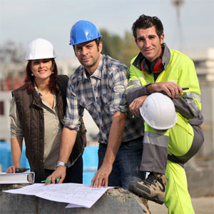 """""""Putting veterans in a construction crew is like the Front Line, doing things other people can't. And they really, really enjoy it."""" Damon Bennett"""