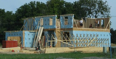 New_house_under_construction_Pittsfield_Township_Michigan