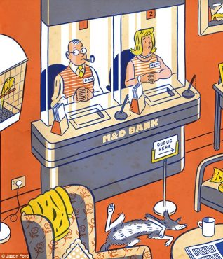 bank of m&d