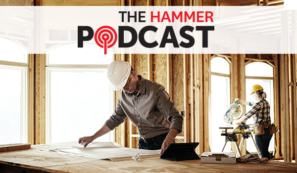 The Hammer episode #16: Having the Right Conversations about Net Zero – Gord Cooke, Building Knowledge