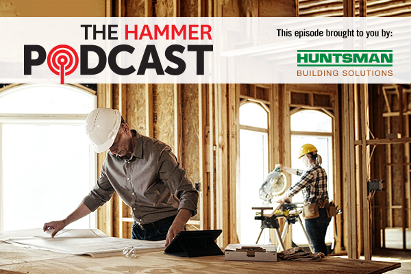 The Hammer Episode #5: Expanding Possibilities – Simon Baker and Doug Brady, Huntsman Building Solutions